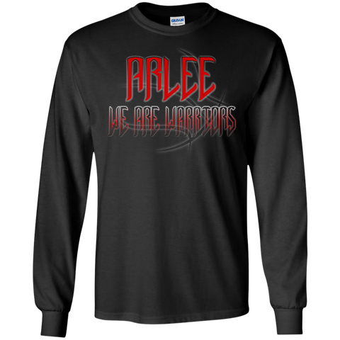 Arlee Warriors Gildan LS Ultra Cotton T-Shirt