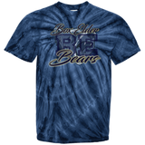 Box Elder Bears Youth Tie Dye T-Shirt