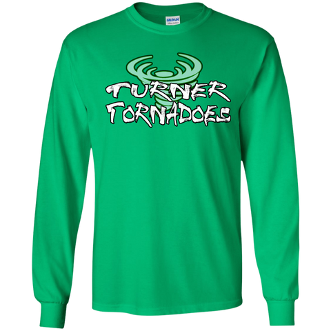 Turner Tornadoes Gildan LS Ultra Cotton T-Shirt