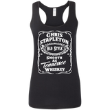 Tennessee Whiskey Gildan Ladies' Softstyle Racerback Tank