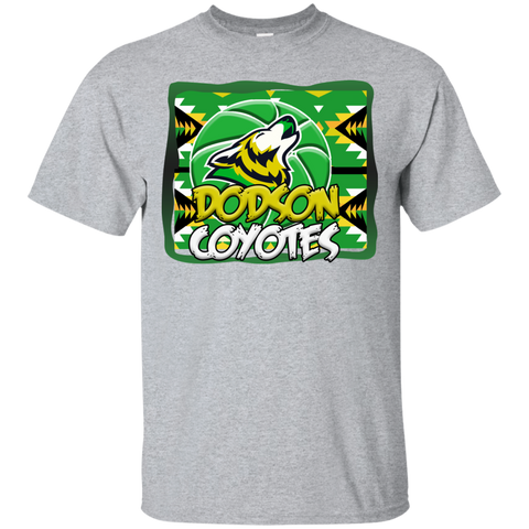 Dodson Coyotes Gildan Ultra Cotton T-Shirt