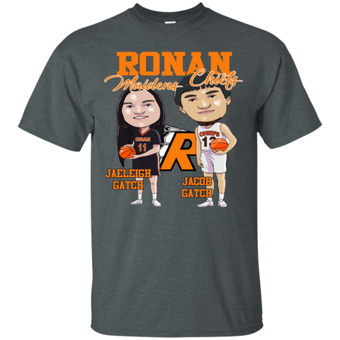 Ronan Chiefs/Maidens Gatch Gildan Ultra Cotton T-Shirt