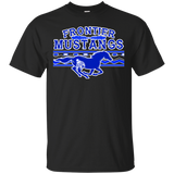 Frontier Mustangs Gildan Ultra Cotton T-Shirt