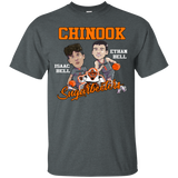 Chinook Sugarbeeters Ethan & Isaac Gildan Ultra Cotton T-Shirt