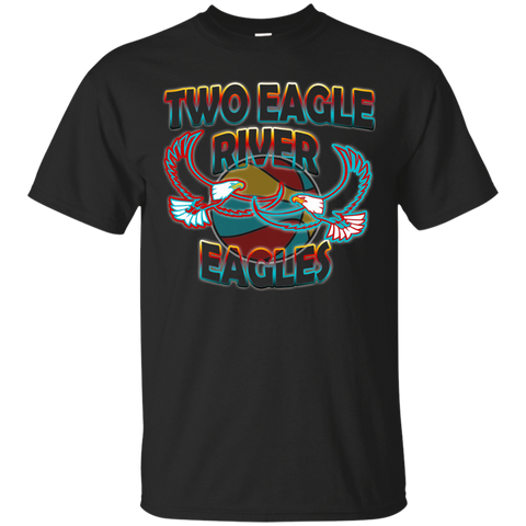 Two Eagle River Gildan Ultra Cotton T-Shirt
