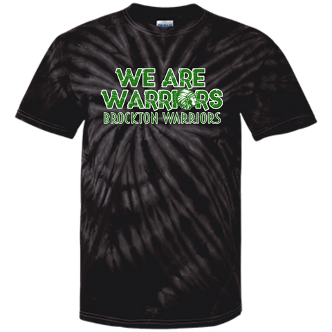 Brockton Warriors 100% Cotton Tie Dye T-Shirt