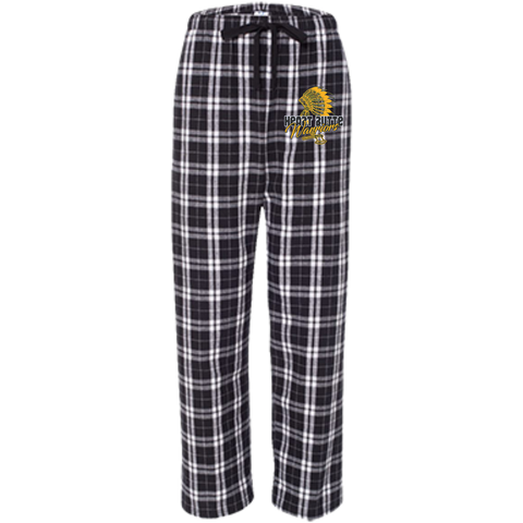 Heart Butte Warriors Boxercraft Youth Flannel Pants