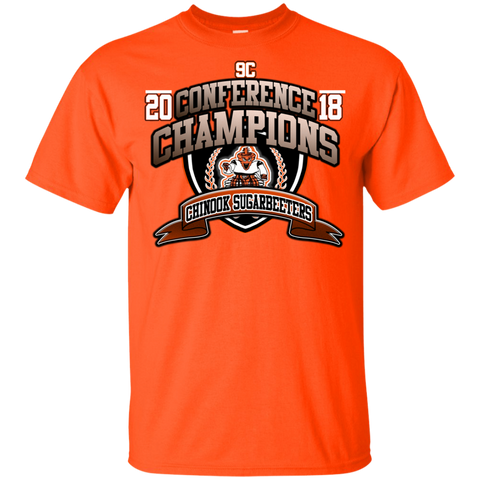 Chinook Sugarbeeters Conference Champs Gildan Youth Ultra Cotton T-Shirt