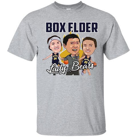 Box Elder Bears Clan Gildan Ultra Cotton T-Shirt