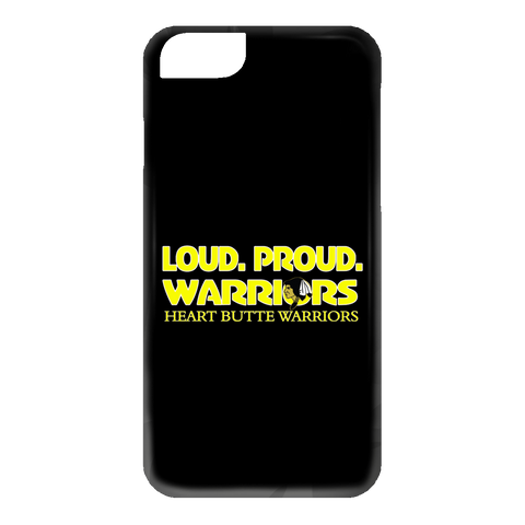 Heart Butte Loud and Proud iPhone 6 Case