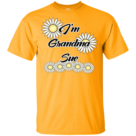 Grandma Sue Shirts Gildan Youth Ultra Cotton T-Shirt
