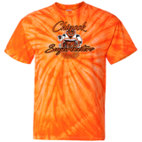Chinook Sugarbeeters 100% Cotton Tie Dye T-Shirt