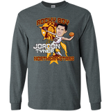 Jordon Tyner Gildan LS Ultra Cotton T-Shirt