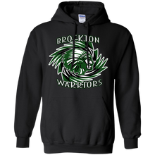 Brockton Warriors Gildan Pullover Hoodie 8 oz.