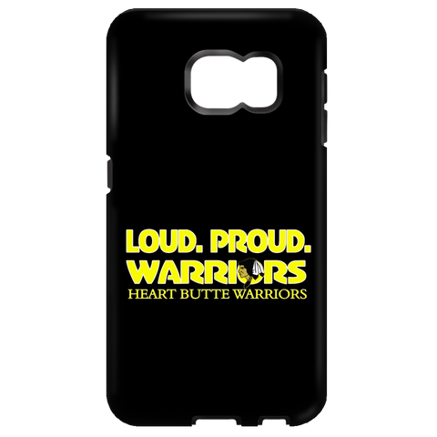 Heart Butte Loud and Proud Samsung Galaxy S7 Tough Case