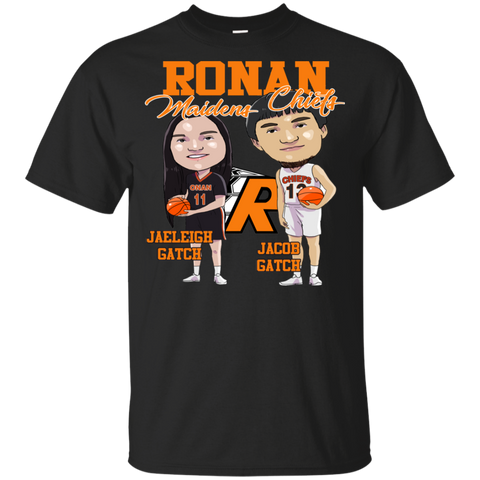 Ronan Chiefs/Maidens Gatch Gildan Youth Ultra Cotton T-Shirt