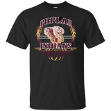 Poplar Indians Gildan Youth Ultra Cotton T-Shirt