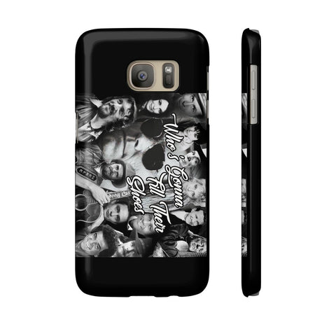 George Jones Merle Haggard & Others Who's Gonna Fill Their Shoes Slim Samsung Galaxy S7