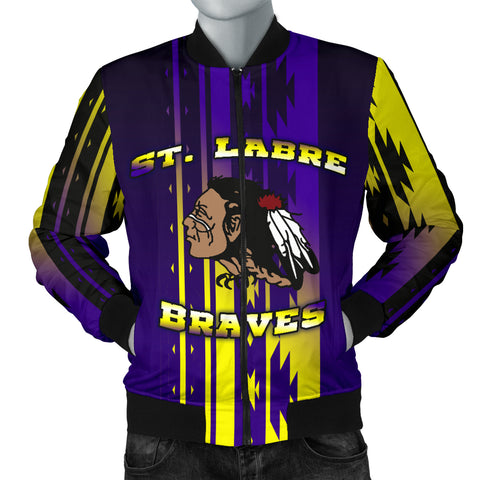 St. Labre Braves Jacket