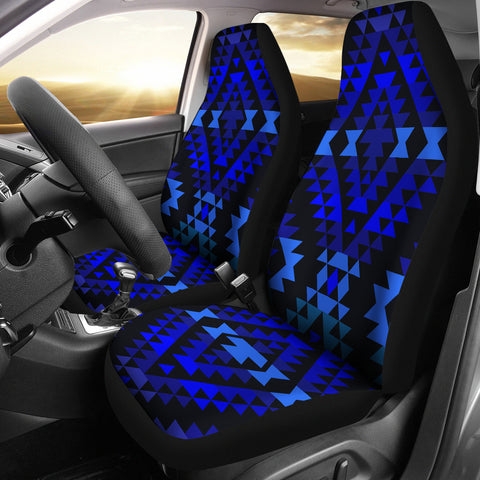 New Blues Car Seat Covers