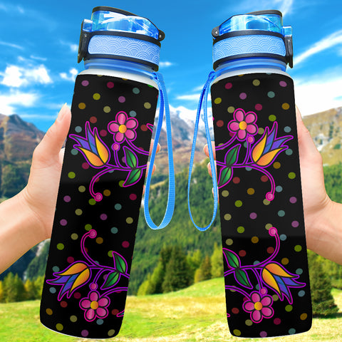 Floral Print Hydro Bottle