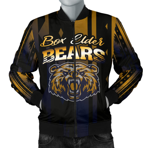 Box Elder Bears Jacket
