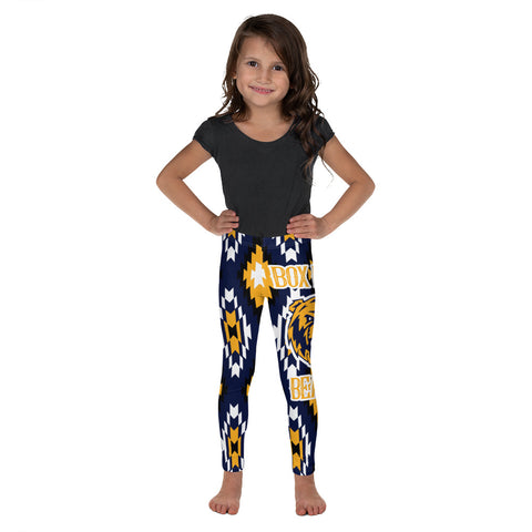 Box Elder Bears Kid's Leggings