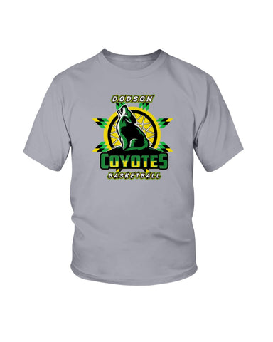 Dodson Coyotes Youth Ultra Cotton T