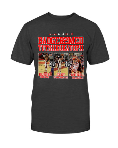 Badger2Med Adult Tee