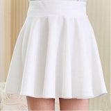 ALSOTO Winter Summer Brand Women Skirt Elastic Ladies Midi Skirts Girl Mini Short Skirts
