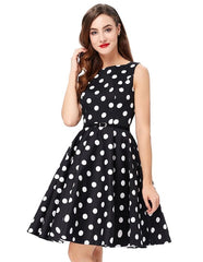 Belle Poque Summer Dress Floral Retro Vintage 50s 60s Casual Party Rockabilly Dresses Plus Size