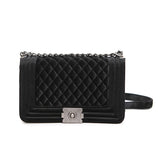 Golden Finger Big Chain Crossbody Bags Women Luxury Handbags Designer Shoulder Bag
