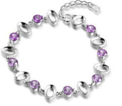 Korean Bracelet 925 Sterling Silver Women Jewelry Accessories