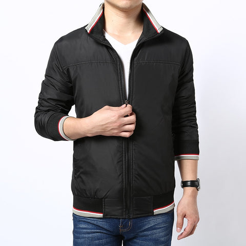 Men Jacket Men's Jacket Sportswear Bomber Jacket Men's jackets Zippers Coats