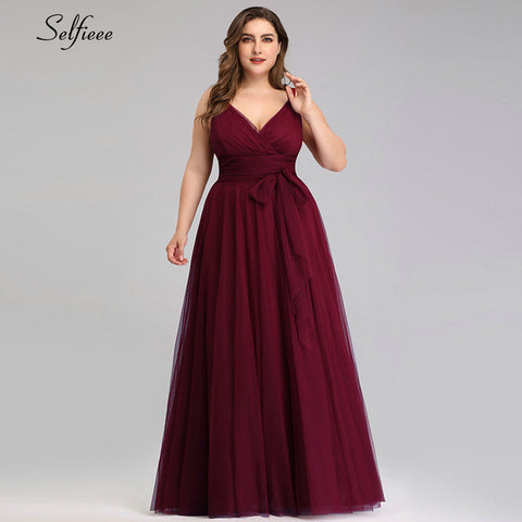 Plus Size Dresses Maxi Sash Beach A Line Long Women Party Dress Spring Summer