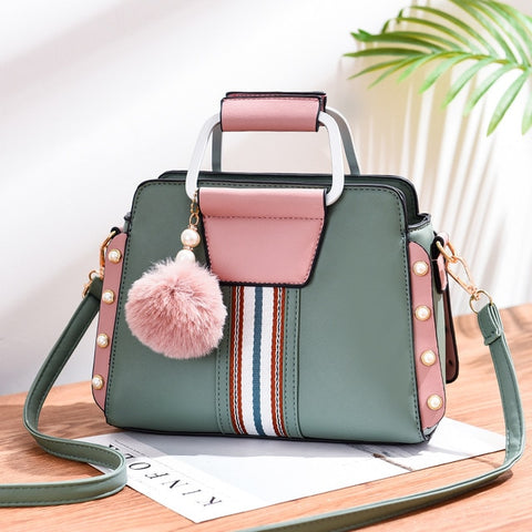Shoulder Bag Women Handbag Women High-grade Scrub Leather Messenger Bags