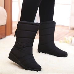 Waterproof Ankle Boots Snow Boots