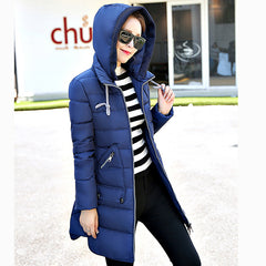 Winter Plus Size Coat Big Size Female Winter Jacket Slim Womens Winter Coats