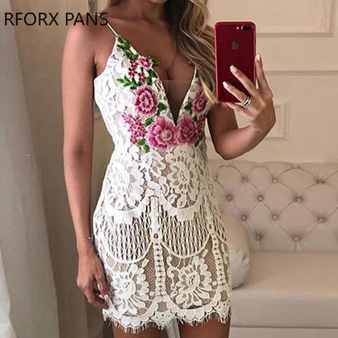 Women Cutout Back Bishop Sleeve Floral Dress Long Sleeve Bodycon Dress