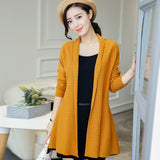 Women Sweater Cardigans Open Stitch Sweaters Shirts Pure Cashmere Knitted Tops