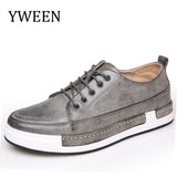 Autumn Winter Men's Casual Shoes Men Lace-up Sneakers Shoes Man Shoes