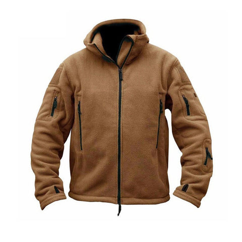 Military Men Fleece Tactical Jacket overcoat Men Outdoor Windbreaker mens jackets and coat