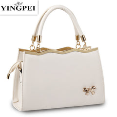 Women Bags Casual Tote PU Leather Handbags Messenger Bags Crossbody Bags Famous Brands
