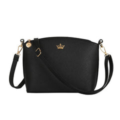 Casual Small Imperial Crown Candy Color Handbags Clutches Ladies Party Purse Crossbody Shoulder Bags