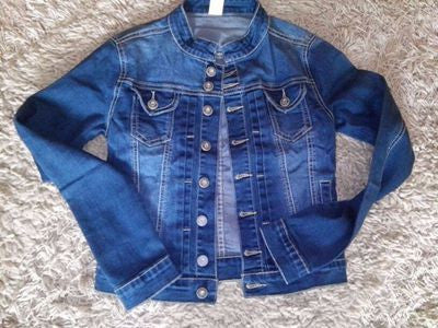Women Coat Denim Jacket Winter Denim Jacket Women Jeans Jacket