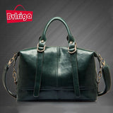 BVLRIGA Boston Women Messenger Bags Vintage Handbags Famous Brands Tote Bag