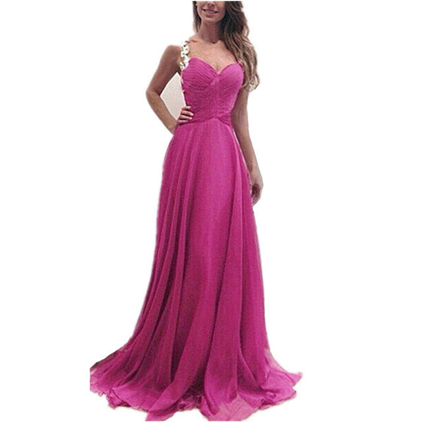 Summer Maxi Dress Elegant Ladies Lace Mesh Stitching Evening Party Casual Long Dresses