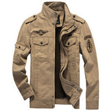 Men Jackets Outerwear Embroidery Mens Jacket for Aeronautica Militare