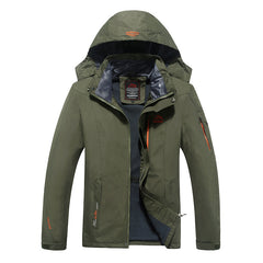 Spring Autumn Outfit Super-sized Extra Jacket Wear Male Fertilizer Increase Fat Coat