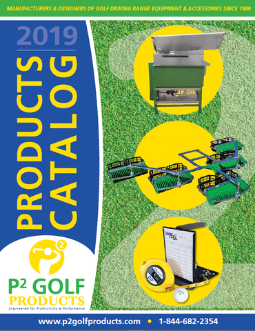 P2 Golf Products Catalog